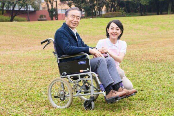 介護事業の開業支援のイメージ