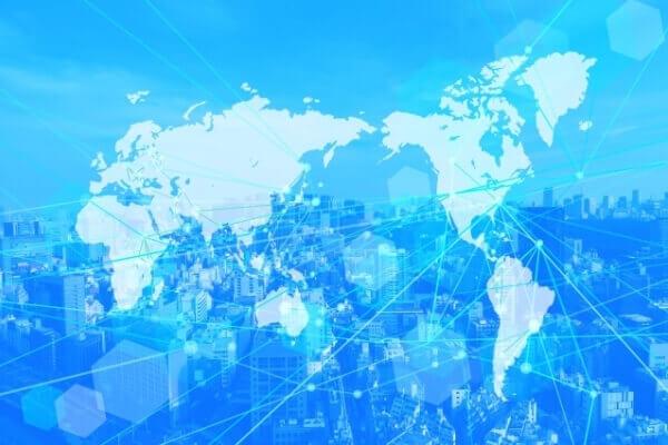 グローバル展開支援のイメージ
